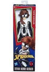 Spiderman Titan Herói Série Web Warriors Hasbro E2324
