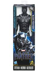 Black Panther Figurine Titan Hero 30 cm Hasbro E0869