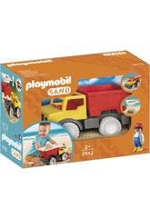 imagen Playmobil Camión De Arena 9142