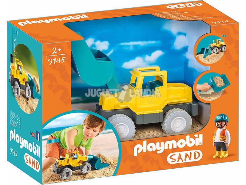 Playmobil Escavadora 9145