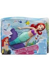Ariel Aventures Aquatiques Hasbro E0051