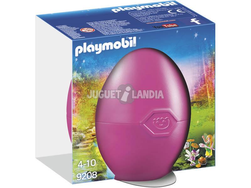 Playmobil Hada Con Varita Mágica y Flor 9208