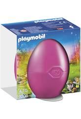 imagen Playmobil Hada Con Varita Mágica y Flor 9208
