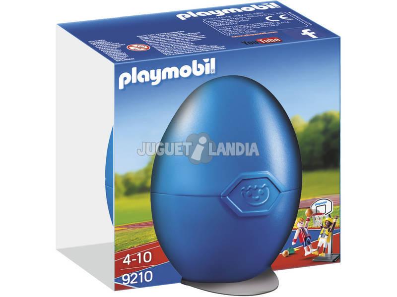 Jogadores de Playmobil Basquete 9210
