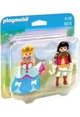 imagen Playmobil Duo Pack Pareja Real 9215