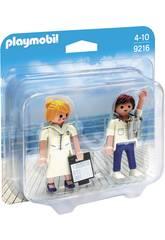 imagen Playmobil Dúo Pack Crucero 9216