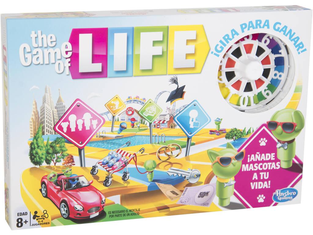 Jogo de Mesa Game of Life Habro E4304