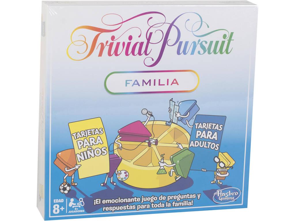 Trivial Pursuit Édition Familiale Hasbro E1921105