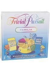 Trivial Pursuit Edição Família Hasbro E1921105