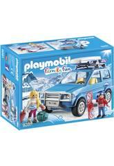 Playmobil Coche 9281