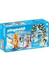 Playmobil École Skie 9282