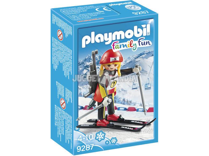 Atleta Feminina Playmobil 9287