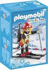 imagen Playmobil Atleta Femenina 9287