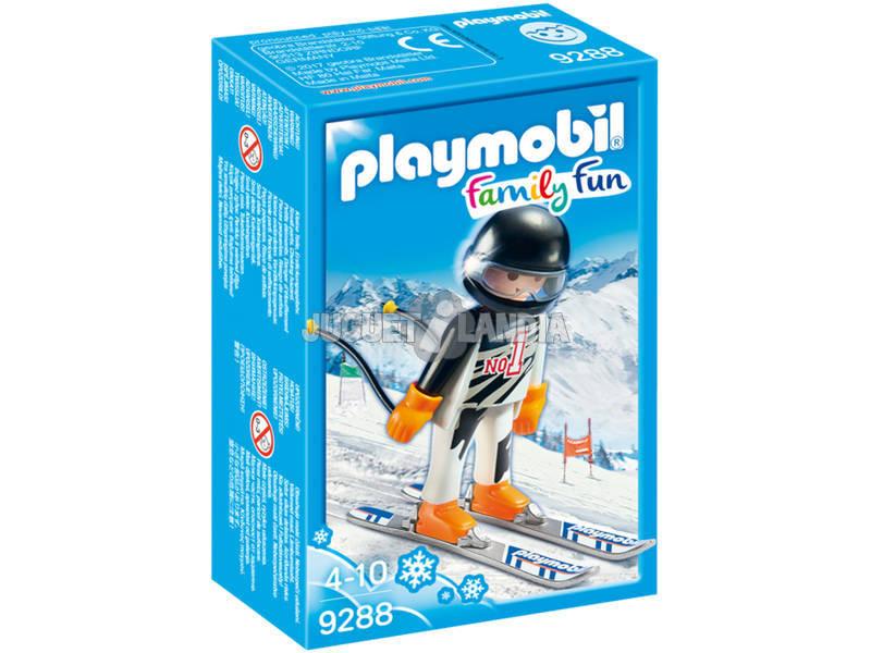 Playmobil Esquiador 9288