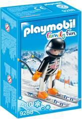imagen Playmobil Esquiador 9288
