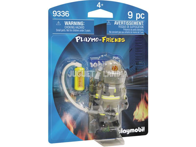 Playmobil Bombero 9336