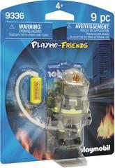 imagen Playmobil Bombero 9336