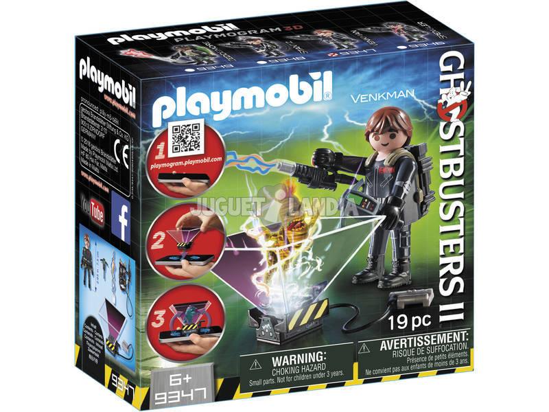 Playmobil Cazafantasmas Peter Venkman 9347