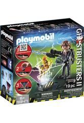 imagen Playmobil Cazafantasmas Peter Venkman 9347