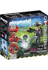 Playmobil Ghostbuster Raymond Stanz 9348
