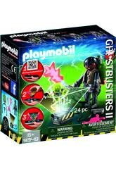 Playmobil Ghostbuster Winstor Zeddemore 9349