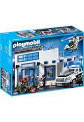 Playmobil Mega Set De Policía 9372