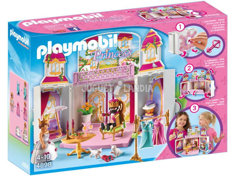 Playmobil Scrigno Palazzo Reale 4898