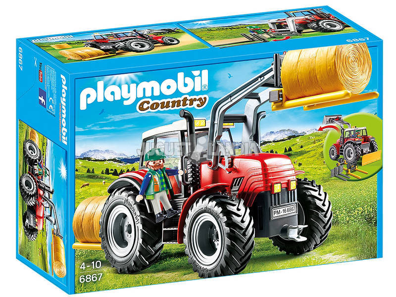 Playmobil Tractor 6867