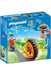 Playmobil Toupie Orange 9203