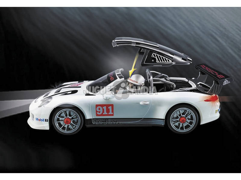 acheter playmobil porsche 911 gt3 cup 9225 juguetilandia. Black Bedroom Furniture Sets. Home Design Ideas