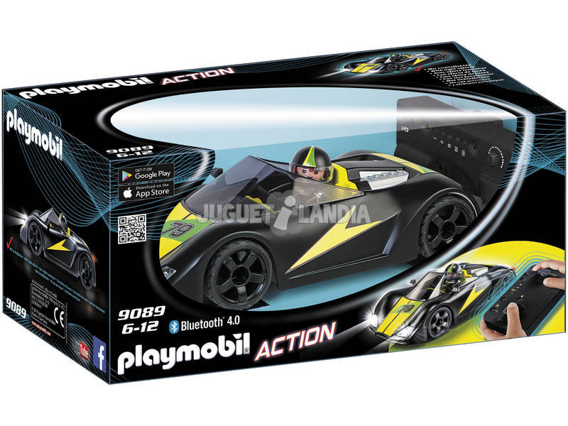 Playmobil Racer Desportivo RC