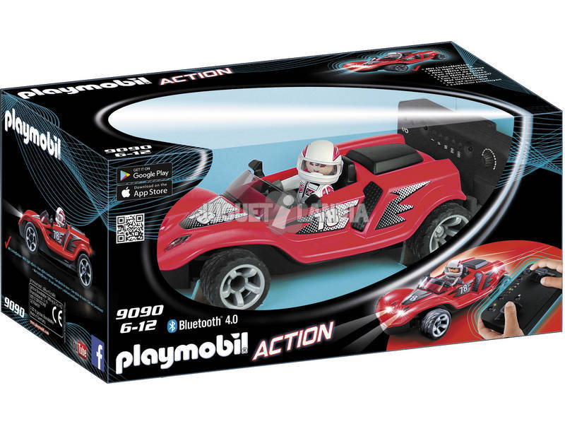 Playmobil Racer Missile RC