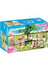 imagen Playmobil Banquete De Bodas 9228