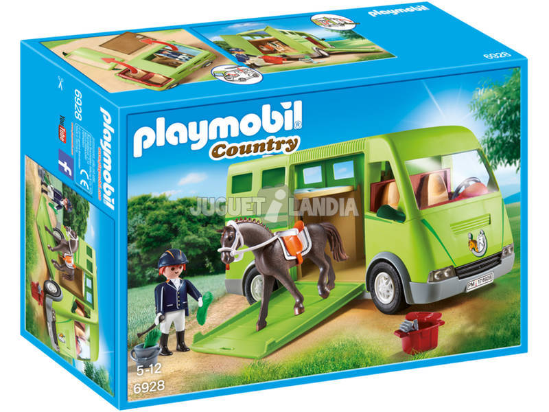 Playmobil Horse Transportation 6928