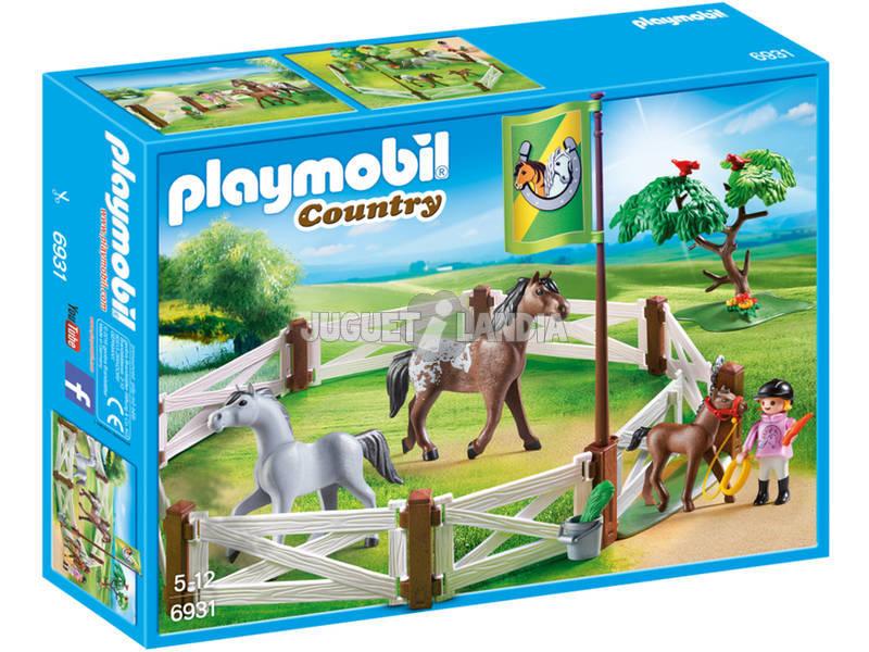 Playmobil Country Recinto dei Cavalli 6931