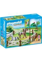 imagen Playmobil Competición Doma 6931