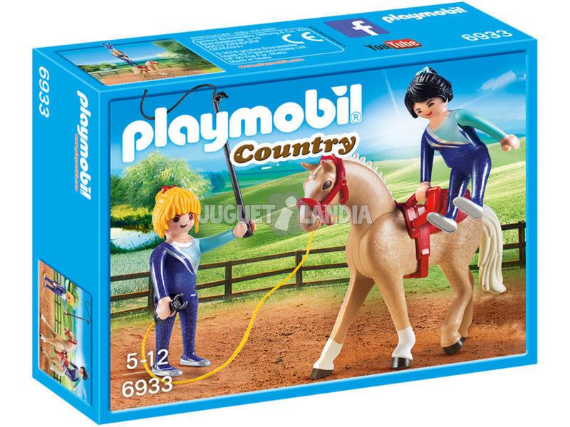 Playmobil Country Addestramento Equestre 6933