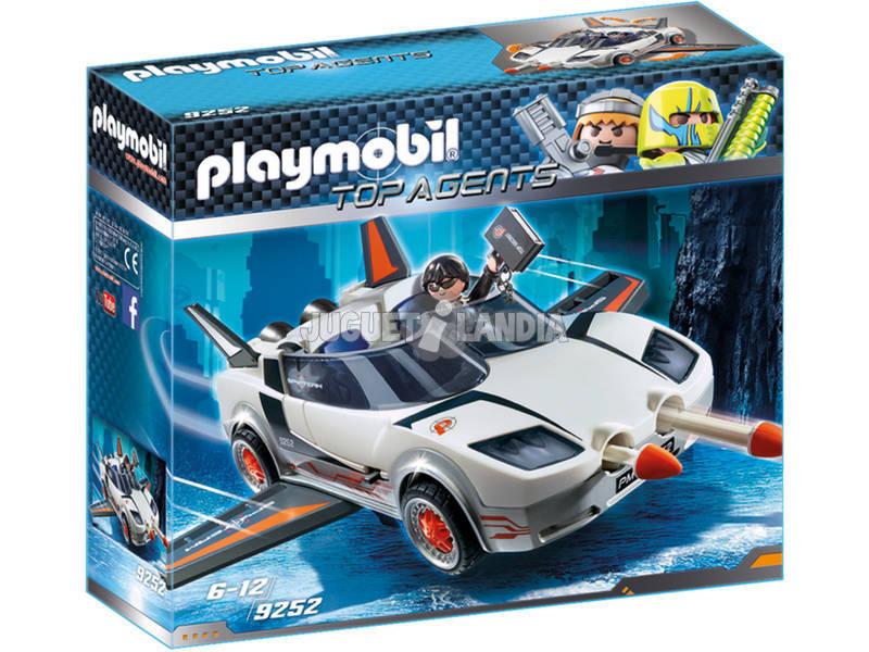 Playmobil Agente Secreto e Racer 9252