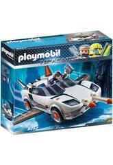imagen Playmobil Agente Secreto y Racer 9252