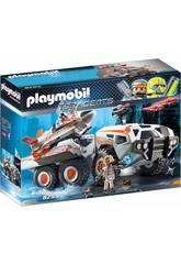Playmobil Camión Spy Team 9255