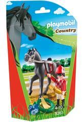 imagen Playmobil Jockey 9261