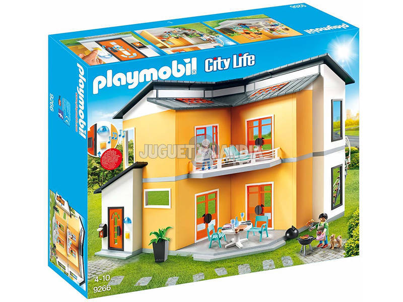 Playmobil City Life Villa Moderna 9266