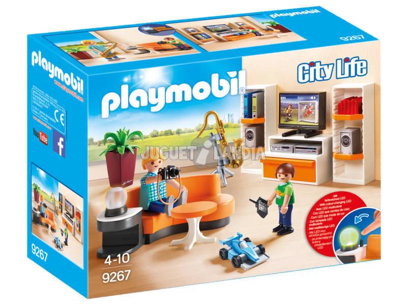 Playmobil Salón 9267