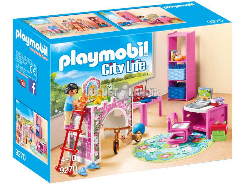 Playmobil City Life Cameretta 9270