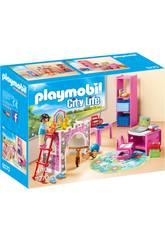 imagen Playmobil Habitación Infantil 9270