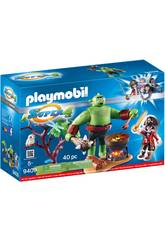 Playmobil Troll Mit Ruby 9409
