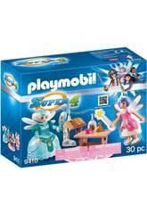 imagen Playmobil Gran Hada Con Twinkle 9410