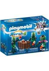 imagen Playmobil Sykronianos 9411
