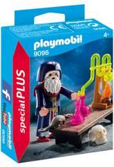 imagen Playmobil Alchimiste 9096