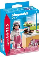 imagen Playmobil Pastelera 9097
